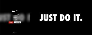 Nike Google+ Profil Headergrafik