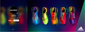 Adidas Google+ Profil Header Grafik