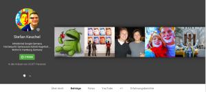 Stefan Keuchel Google+ Header Grafik