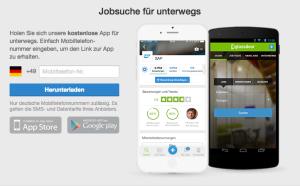 glassdoor App
